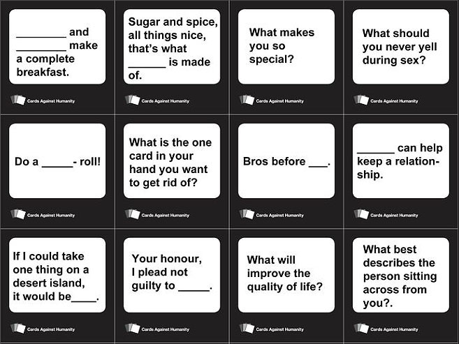 How To Play Cards Against Humanity Ultraboardgames