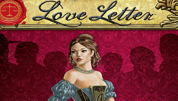 How To Play Love Letter Game Rules Ultraboardgames