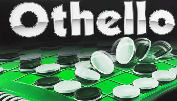 How To Play Othello Game Rules Ultraboardgames