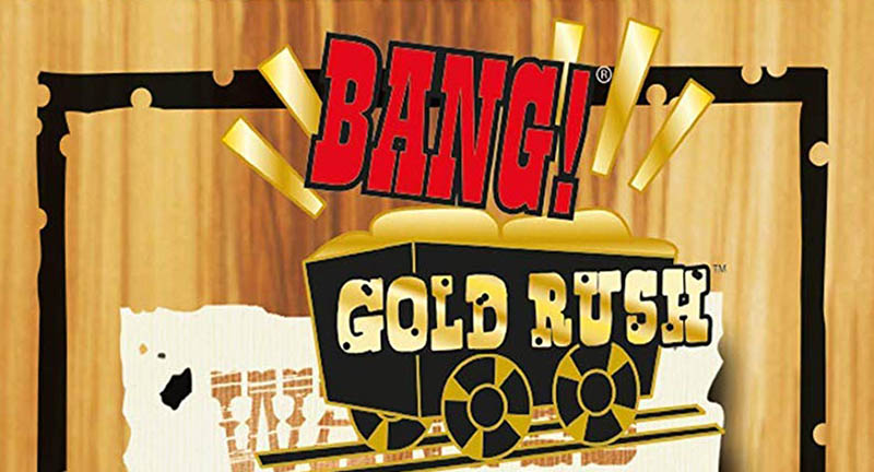 How to play BANG! Gold Rush Expansion | Official Rules | UltraBoardGames