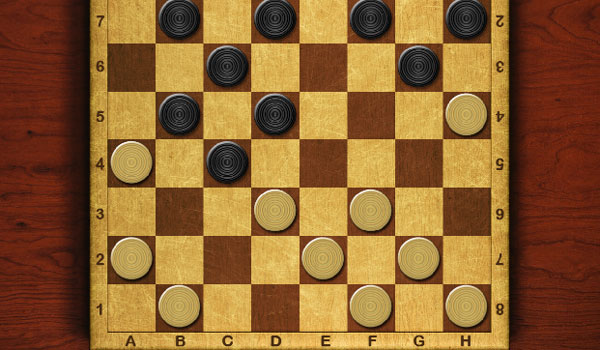 The Game Checkers