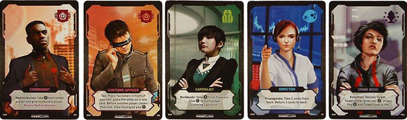 Details about  /Indie Boards and Cards Coup Rebellion G54 Card Game