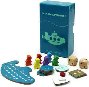 Image result for deep sea adventure board game