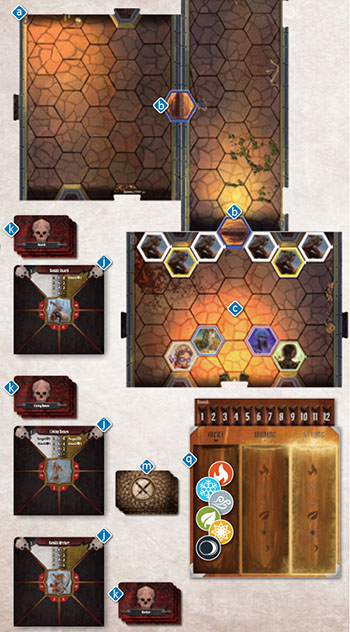 How to play Gloomhaven | Game Rules | UltraBoardGames