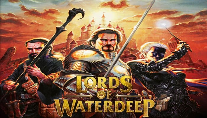 WATCH: How to Play Lords of Waterdeep | Geek and Sundry