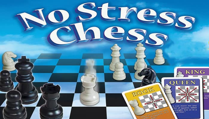 How to play No Stress Chess | UltraBoardGames