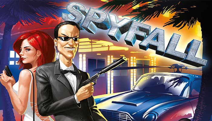 How to play Spyfall | Official Rules | UltraBoardGames