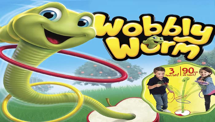 Wobbly Worm Fan Site Ultraboardgames