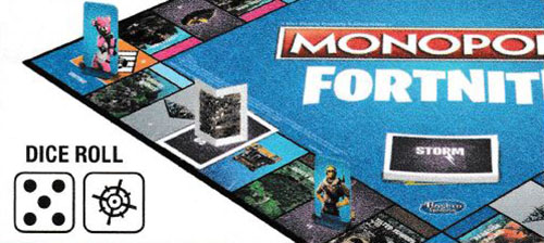 How to play Monopoly Fortnite   Game Rules   UltraBoardGames