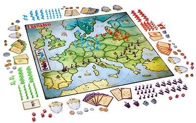 How To Play Risk Europe Ultraboardgames