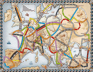Ticket To Ride Asia Map.Ticket To Ride Fan Site Ultraboardgames