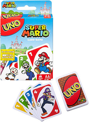 How to play UNO Super Mario | Game Rules | UltraBoardGames